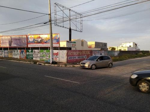 terreno residencial para locação, coroa do meio, aracaju. - te0035