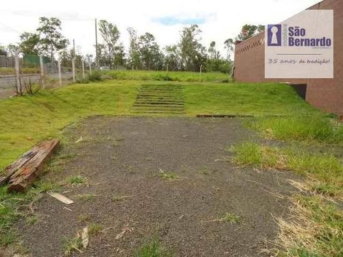 terreno residencial para locação, jardim dona judith, americana. - te0001