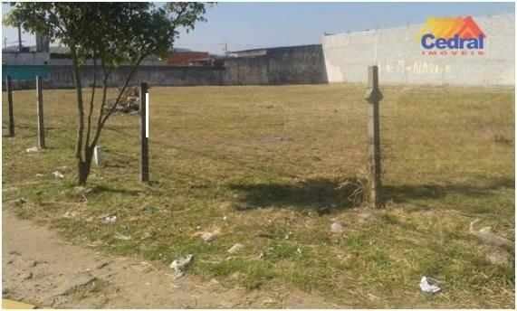 terreno residencial para locação, jundiapeba, mogi das cruzes - te0204. - te0204