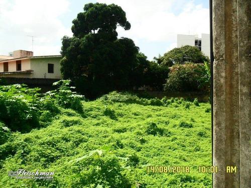 terreno residencial para locação, poço da panela, recife - te0099. - te0099