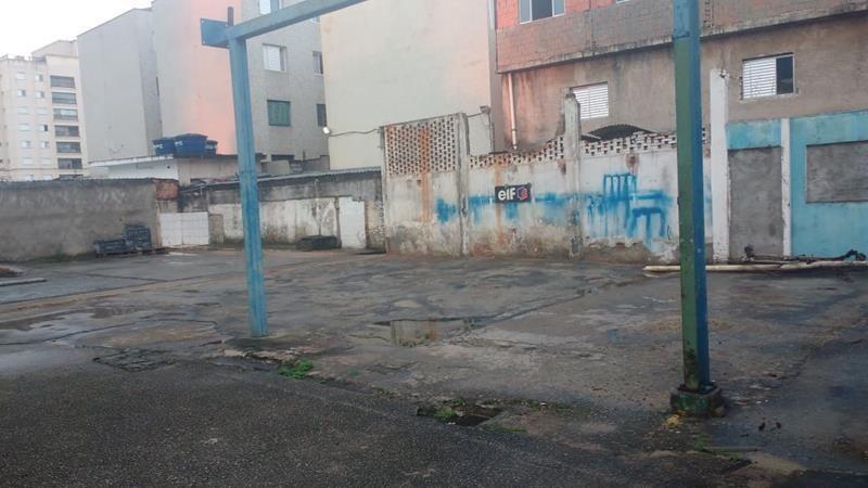 terreno residencial para locação, santana, são paulo. - te0212