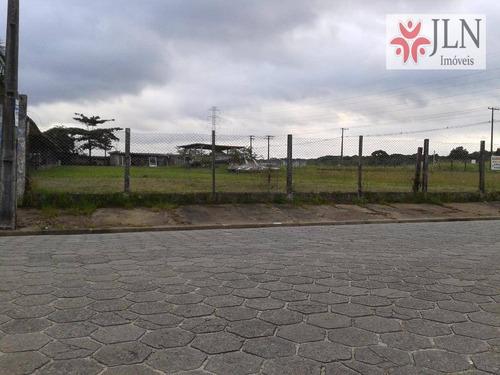 terreno residencial para venda e locação, cibratel ii, itanhaém. - te0033