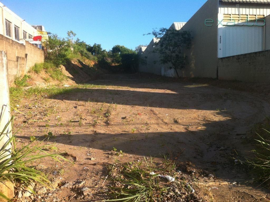 terreno residencial para venda e locação, jardim conceição (sousas), campinas. - te2163