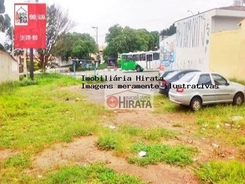 terreno residencial para venda e locação, parque são quirino, campinas - te0201. - te0201