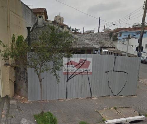 terreno residencial para venda e locação, santana, são paulo - te0014. - te0014