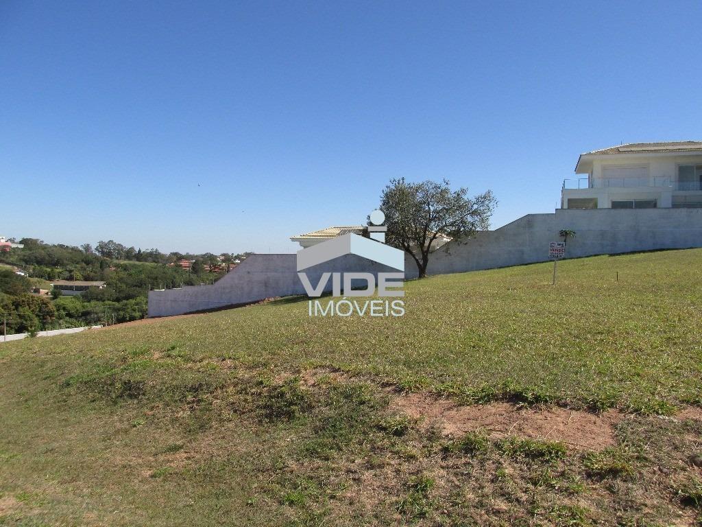 terreno residencial para venda em condomínio fechado de sousas, campinas. - te00777 - 3366132