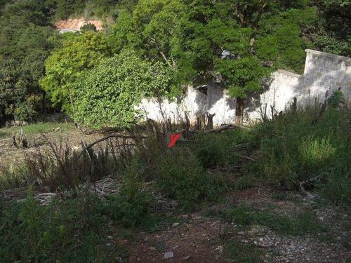 terreno residencial próximo ao sopé da pedra grande, o cartão postal de atibaia - te0435