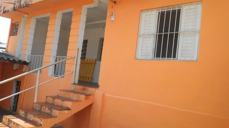 terreno residencial, tendo uma edícula nos fundos - ref 7843