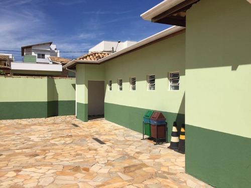 terreno residencial à venda, 330 m², condomínio green ville, paulínia. - codigo: te0059 - te0059