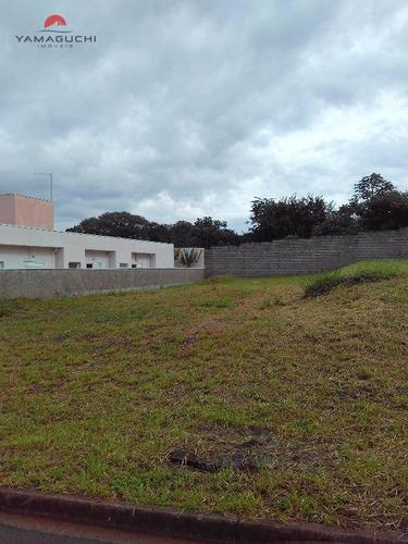 terreno residencial à venda, 360 m², no condomínio vila franca, paulínia. - codigo: te0066 - te0066