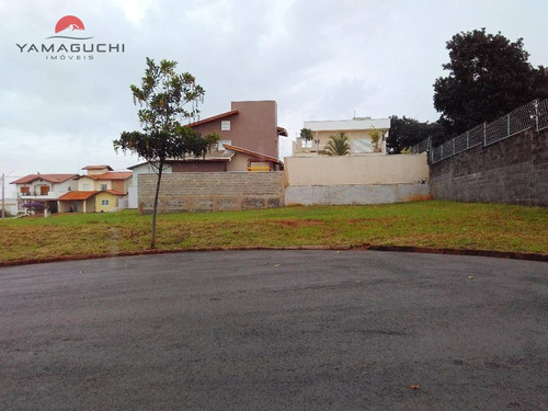 terreno residencial à venda, 396 m², no condomínio vila franca, paulínia. - codigo: te0064 - te0064