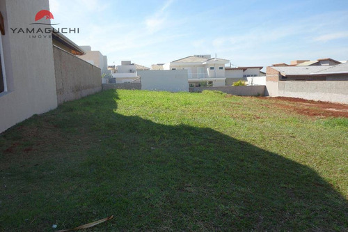 terreno residencial à venda, 408 m², no condomínio figueira branca, paulínia. - codigo: te0060 - te0060