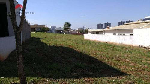 terreno residencial à venda, 510 m², condomínio alto da boa vista, paulínia. - codigo: te0027 - te0027