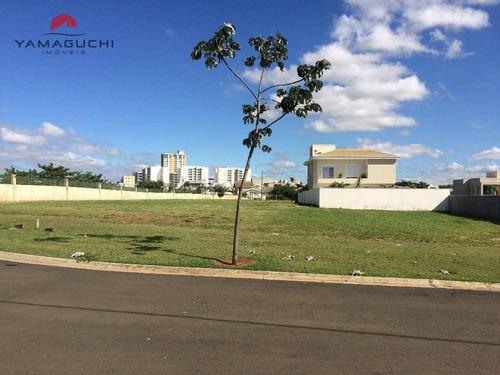 terreno residencial à venda, 644 m², condomínio villa bella florença, paulínia. - codigo: te0026 - te0026