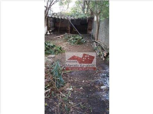 terreno residencial à venda, aclimação, são paulo. - te0065