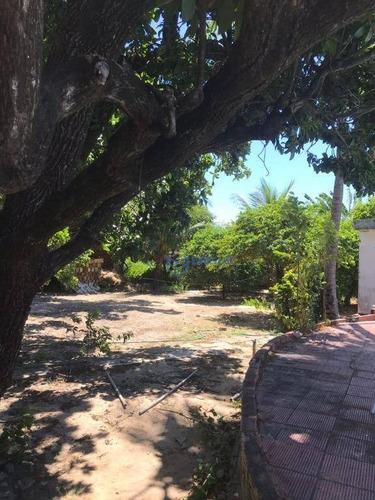 terreno residencial à venda, aerolândia, fortaleza - te0073. - te0073