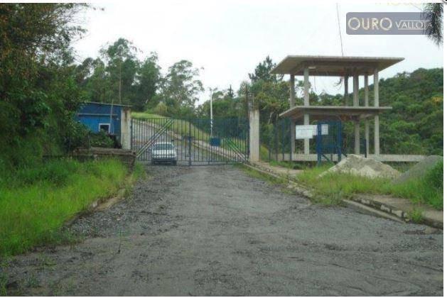 terreno residencial à venda, aldeinha, itapecerica da serra. - te0057