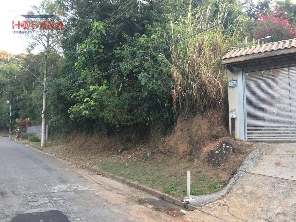 terreno residencial à venda, alpes de caieiras, caieiras. - te0255