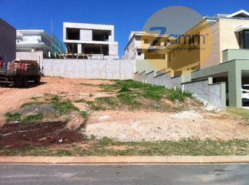 terreno  residencial à venda, alphaville campinas, campinas. - codigo: te0495 - te0495