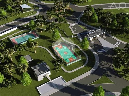 terreno residencial à venda, alphaville dom pedro 3, campinas. - codigo: te0656 - te0656