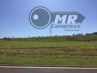 terreno residencial à venda, alphaville dom pedro, campinas. - te0037