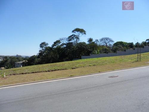 terreno  residencial à venda, alphaville granja viana, carapicuíba. - te0648