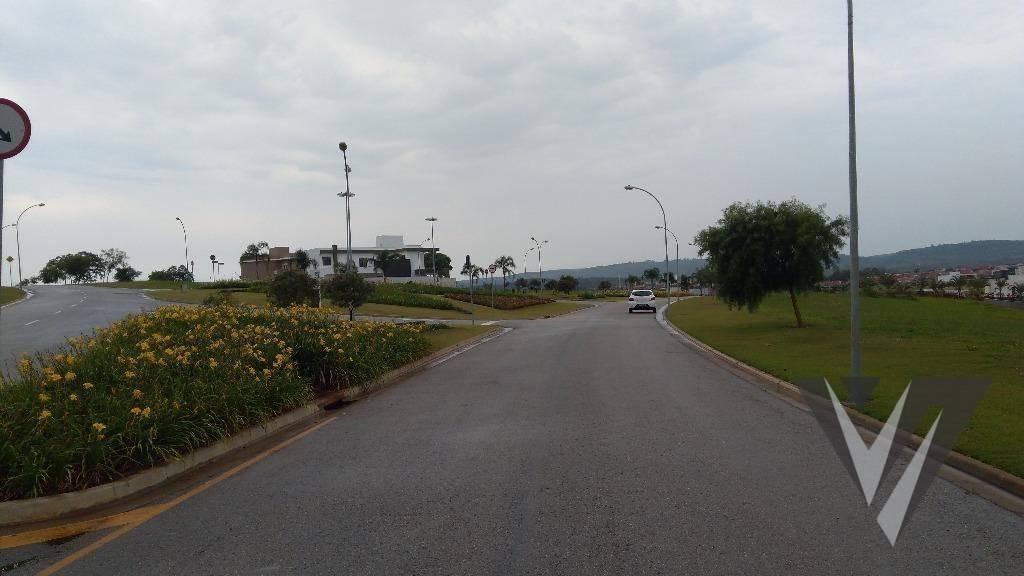 terreno residencial à venda, alphaville nova esplanada iii, votorantim. - te0150