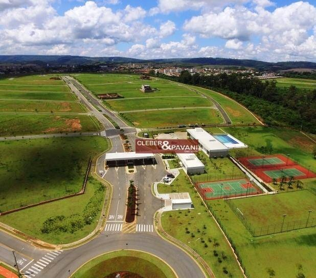 terreno residencial à venda, alphaville nova esplanada iii, votorantim. - te0193