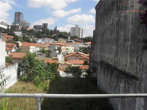 terreno  residencial à venda, alto da lapa, são paulo. - te0049