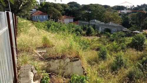 terreno residencial à venda, alto da lapa, são paulo. - te0137