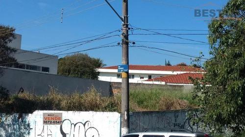 terreno residencial à venda, alto da lapa, são paulo. - te0178
