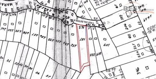 terreno residencial à venda, alto da lapa, são paulo. - te0184