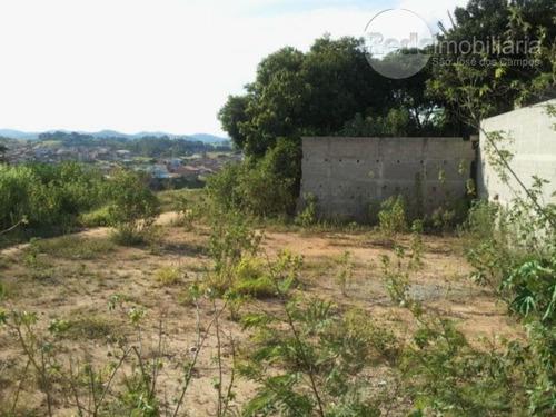 terreno residencial à venda, alto da ponte, são josé dos campos - te0647. - te0647