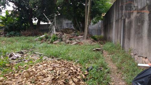 terreno residencial à venda, alto de pinheiros, são paulo. - te0159