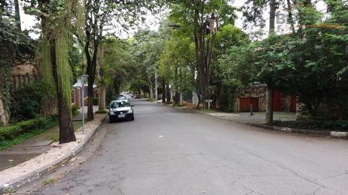 terreno residencial à venda, alto de pinheiros, são paulo. - te0167