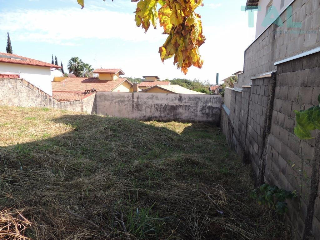 terreno residencial à venda, alto taquaral, campinas. - te0008
