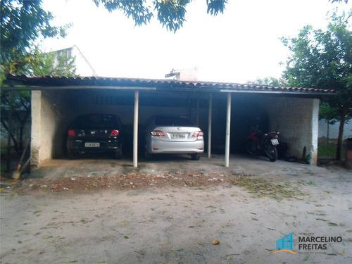 terreno residencial à venda, antônio bezerra, fortaleza - te0094. - te0094
