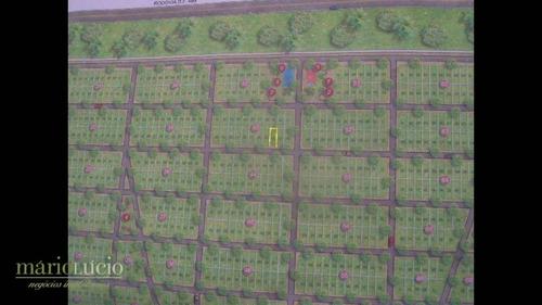 terreno residencial à venda, área rural, cidade ocidental. - codigo: te0012 - te0012