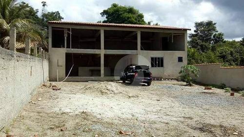terreno residencial à venda, bacaxá, saquarema. - te0285