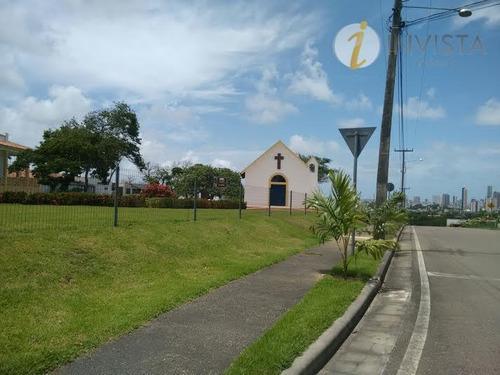 terreno residencial à venda, bairro dos estados, joão pessoa. - te0216
