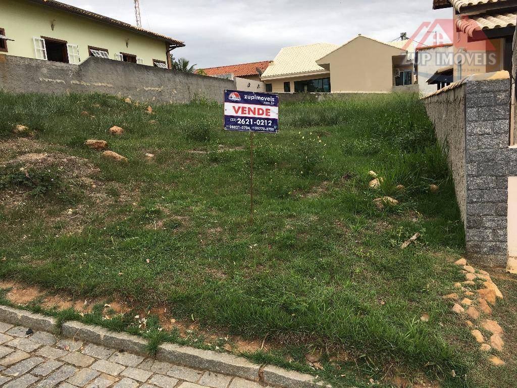 terreno residencial à venda, balneário, são pedro da aldeia. - te0035
