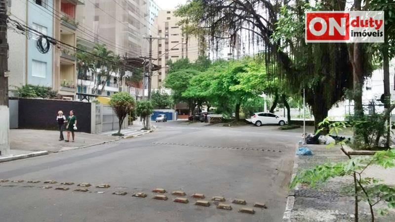 terreno residencial à venda, barra funda, guarujá. - te0043