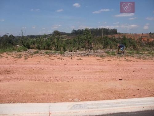 terreno residencial à venda, bella vittà vista verde, cotia - te0709. - te0709