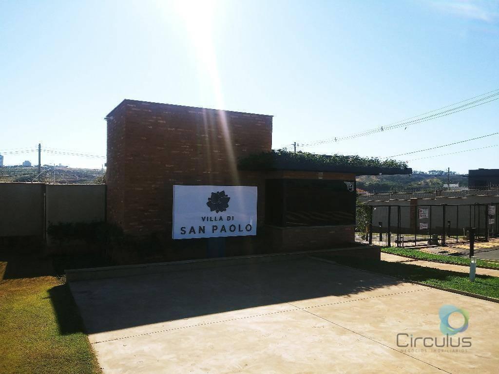 terreno residencial à venda, bonfim paulista, ribeirão preto. - te0151