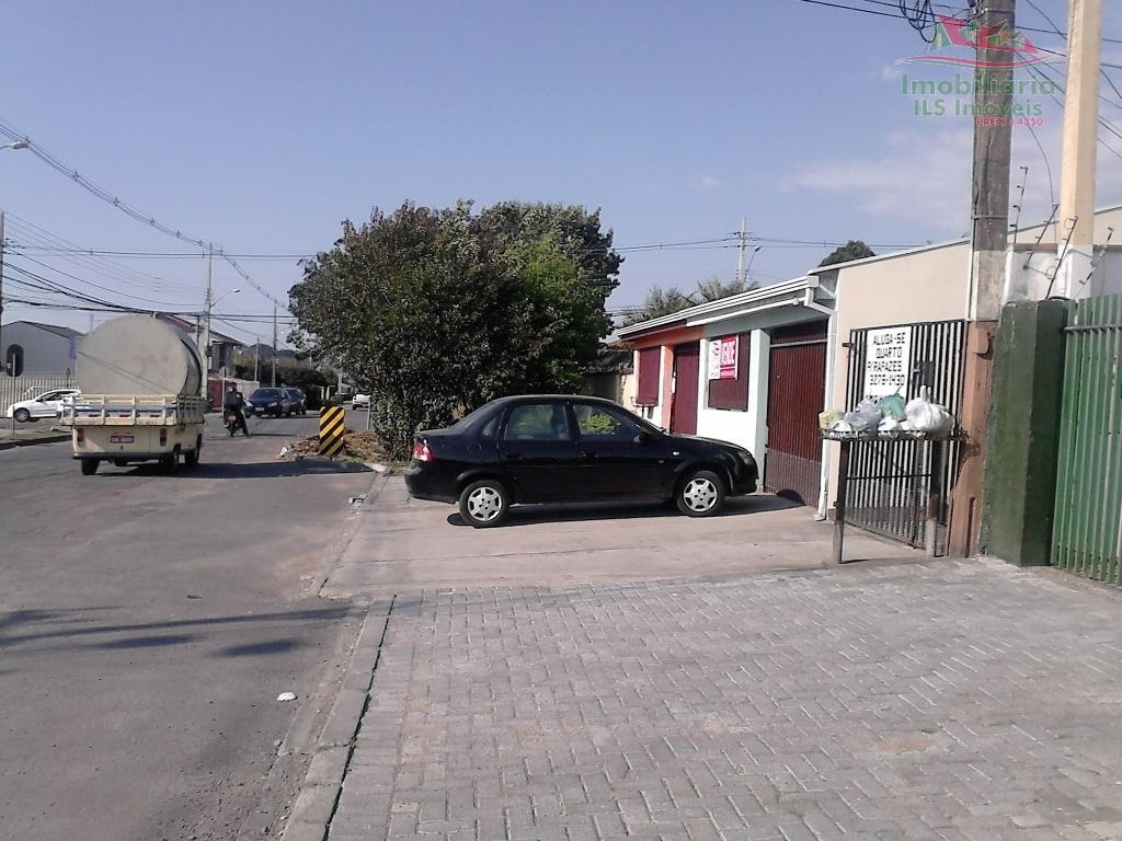 terreno residencial à venda, boqueirão, curitiba. - te0115