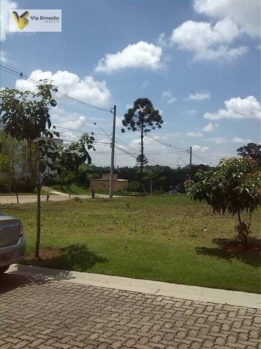 terreno residencial à venda, bosque do vianna, cotia. - te0012
