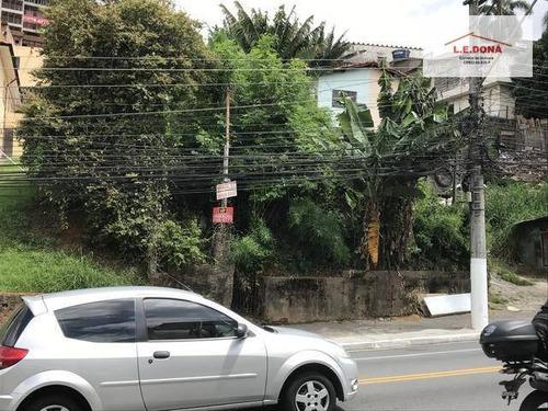 terreno residencial à venda, butantã, são paulo. - te0062