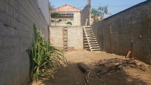 terreno residencial à venda, campos de são josé, são josé dos campos. - te0124