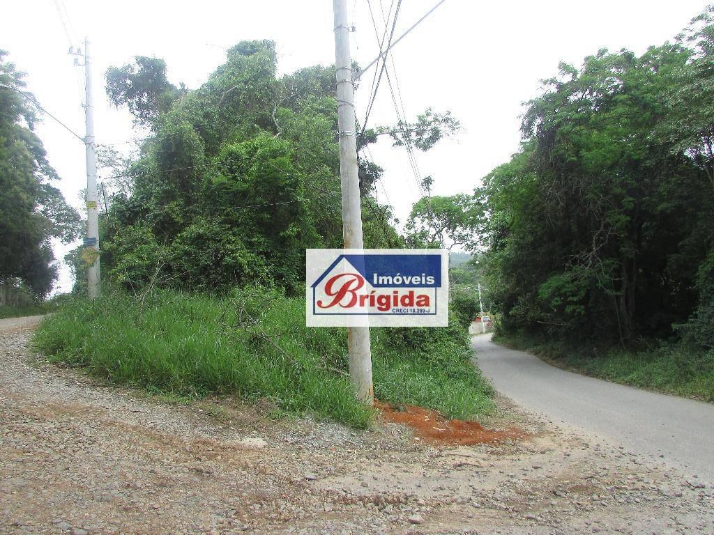 terreno residencial à venda, capuava, embu das artes. - te0035