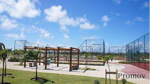 terreno residencial à venda, centro, barra dos coqueiros. - te0010
